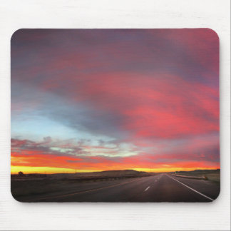 Sunset 4 mouse pad