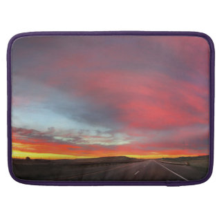 Sunset 4 sleeve for MacBook pro