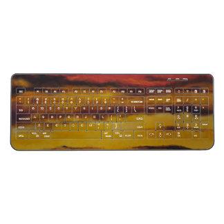 Sunset 5 Wireless Keyboard