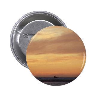 Sunset 6 Cm Round Badge