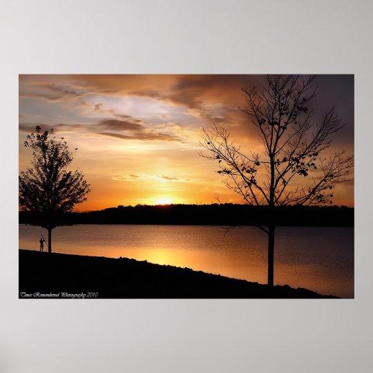 Sunset #6 poster