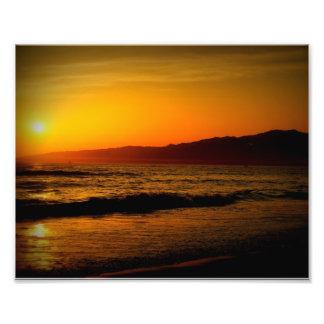 Sunset 8x10 Photo Print