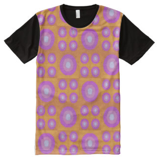 Sunset All-Over Print T-Shirt