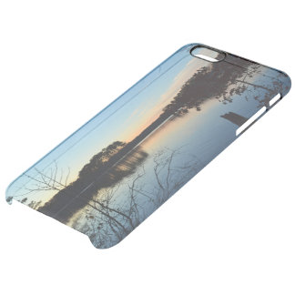 Sunset 'Almost Gone' by Shirley Taylor Clear iPhone 6 Plus Case