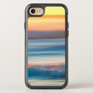 Sunset and Ocean | Cape Disappointment State Park OtterBox Symmetry iPhone 8/7 Case