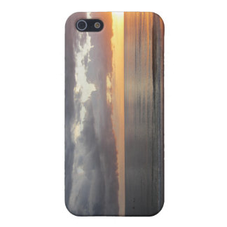 Sunset and storm cases for iPhone 5