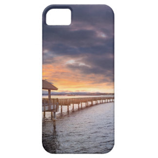 Sunset at Boulevard Park in Bellingham Washington iPhone 5 Case