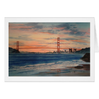 SUNSET AT CHINA BEACH JPEC CARD