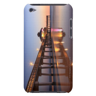 Sunset at Fishing Pier, Fort Myers Beach, iPod Touch Case-Mate Case