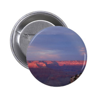 Sunset at Grand Canyon 6 Cm Round Badge