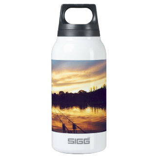 Sunset at Lake 0.3 Litre Insulated SIGG Thermos Water Bottle