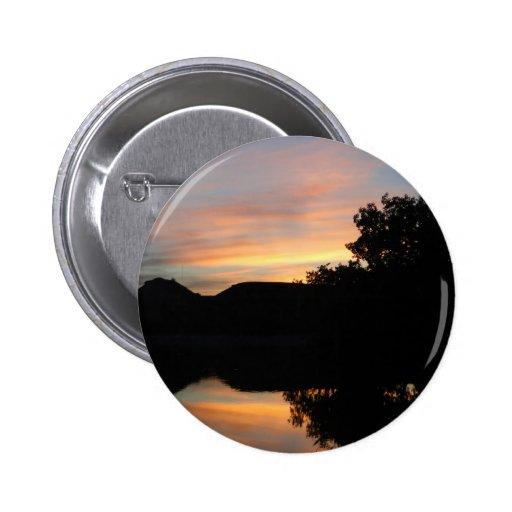 Sunset at Lake Scott State Park in Kansas Pins