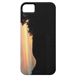 Sunset at Lake Scott State Park in Kansas Barely There iPhone 5 Case
