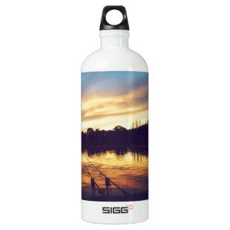 Sunset at Lake SIGG Traveller 1.0L Water Bottle