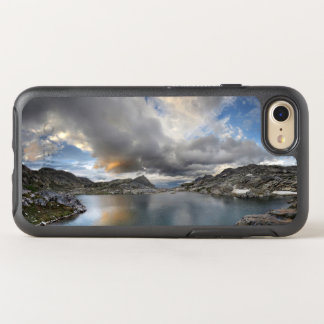 Sunset at Middle Nydiver Lake - Sierra OtterBox Symmetry iPhone 8/7 Case