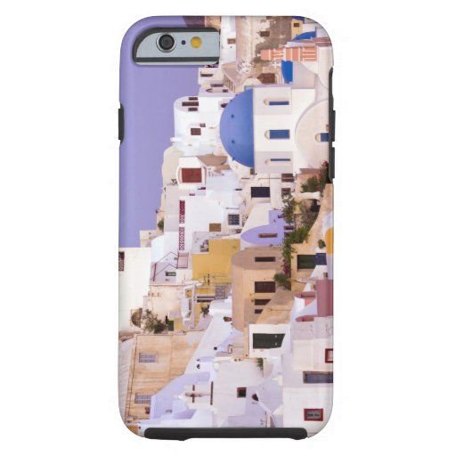 Sunset at Oil, Santorini 2 iPhone 6 Case