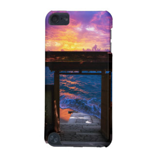 Sunset at Paradise Bay iPod Touch 5G Cases