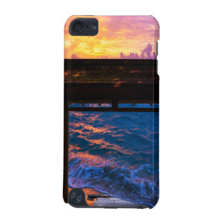 Sunset at Paradise Bay iPod Touch 5G Cover