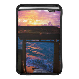 Sunset at Paradise Bay Sleeve For MacBook Air