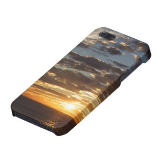 Sunset at Sea photo iPhone 5/5S Cases
