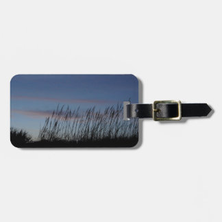 Sunset at the Beach Luggage Tag