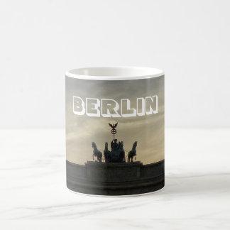 Sunset at the Brandenburg Gate 001.01.2, Berlin Coffee Mug
