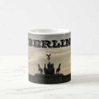 Sunset at the Brandenburg Gate 001.03.3, Berlin Coffee Mug