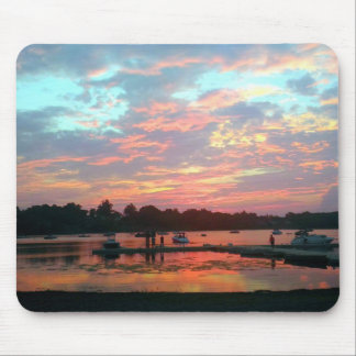Sunset at The Cove Mouse Pad