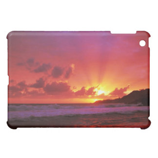 Sunset at the island cover for the iPad mini