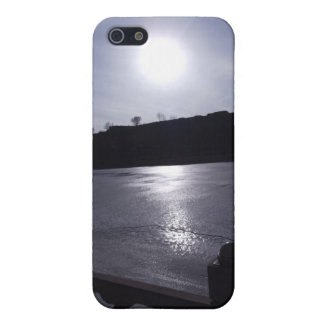 Sunset at Winter Cases For iPhone 5