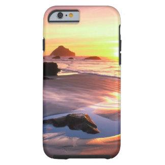 Sunset Bandon Oregon Tough iPhone 6 Case