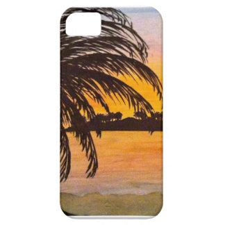 sunset beach iPhone 5 case