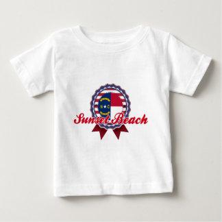Sunset Beach, NC Baby T-Shirt
