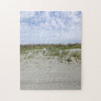 Sunset Beach, North Carolina Jigsaw Puzzle