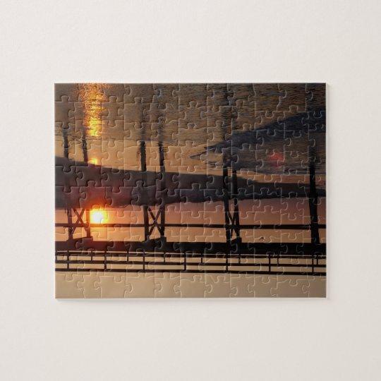 Sunset Beach Puzzle