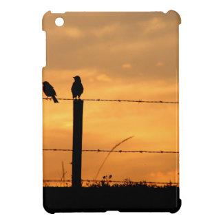 Sunset Birds iPad Mini Covers