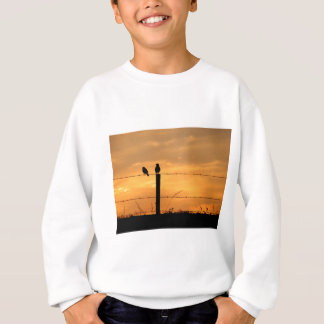 Sunset Birds Sweatshirt