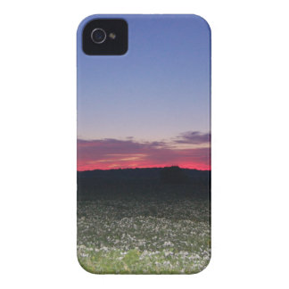 sunset blackberry cover iPhone 4 case