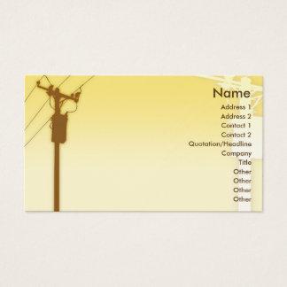 Sunset - Business Business Card