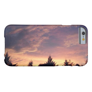 Sunset by the Pines Phone Case