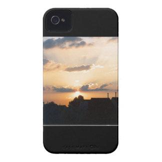 sunset Case-Mate blackberry case