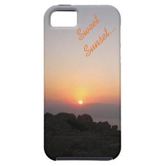 Sunset iPhone 5 Cover