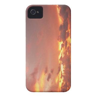 Sunset Case Blackberry iPhone 4 Cases