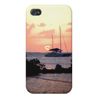 Sunset Case For iPhone 4
