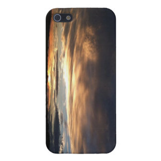 Sunset Case Cover For iPhone 5