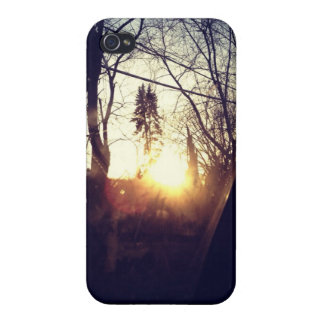 Sunset Cases For iPhone 4