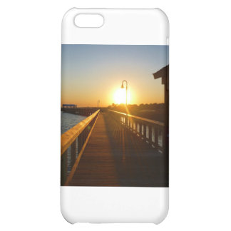 Sunset Charleston SC  Mouse Pad iPhone 5C Cover