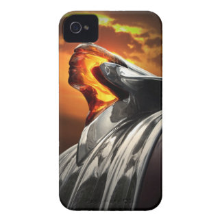 Sunset Chief Pontiac Chieftain Classic Car iPhone 4 Case-Mate Case