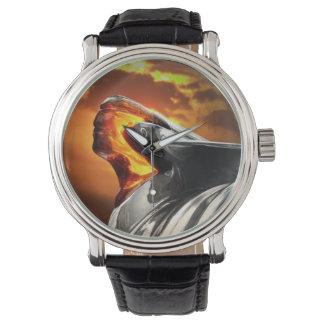 Sunset Chief Pontiac Chieftain Classic Car Watch