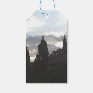 Sunset Church Gift Tags